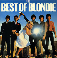 Обложка альбома «The Best Of Blondie» (Blondie, 2006)