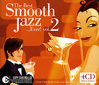 Обложка альбома «The Best Smooth Jazz… Ever! Vol. 2» (Various Arrtists, 2005)