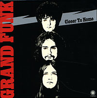 Обложка альбома «Closer To Home» (Grand Funk Railroad, 2002)
