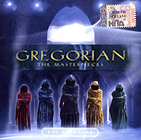 Обложка альбома «The Masterpieses» (Gregorian, 2005)