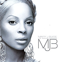 Обложка альбома «The Breakthrough» (Mary J. Blige, 2005)