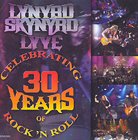 Обложка альбома «Live. The Vicious Cycle Tour» (Lynyrd Skynyrd, 2003)