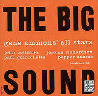 Обложка альбома «» All Stars. The Big Sound» (Gene Ammons, 1991)