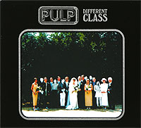 Обложка альбома «Different Class» (Pulp, 2006)