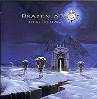 Обложка альбома «Eye of the Storm» (Brazen Abbot, 2006)