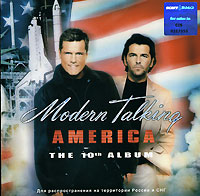 Обложка альбома «America: The 10th Album» (Modern Talking, 2001)