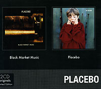 Обложка альбома «Black Market Music. Placebo» (Placebo, 2004)