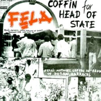 Обложка альбома «Coffin For Head Of State» (Fela Kuti, 2006)