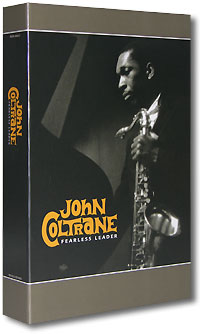 Обложка альбома «Fearless Leader» (John Coltrane, 2006)