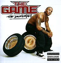 Обложка альбома «The Documentary» (The Game, 2005)