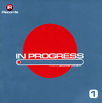 Обложка альбома «In Progress. Mixed By Alexander Polyakov» (Alexander Polyakov, 2006)