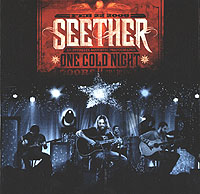 Обложка альбома «One Cold Night» (Seether, 2006)