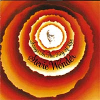 Обложка альбома «Songs In The Key Of Life» (Stevie Wonder, 2000)