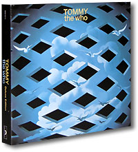 Обложка альбома «Tommy» (The Who, 2003)