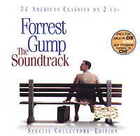 Обложка альбома «Forrest Gump: The Soundtrack. Special Collectors» Edition» (2001)