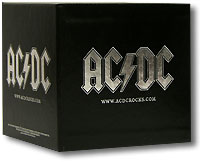 Обложка альбома «Limited Editior Collector's Box Set *» (AC/DC, 2006)
