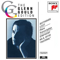 Обложка альбома «The Glenn Gould Edition. Beethoven. Liszt (Piano Transcription). Symphony No. 6 «Pastoral»» (Glenn Gould, 1993)