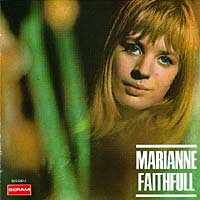 Обложка альбома «Marianne Faithfull» (Marianne Faithfull, 1994)