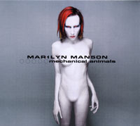Обложка альбома «Mechanical Animals» (Marilyn Manson, 2006)