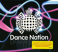 Обложка альбома «Ministry Of Sound. Dance Nation» (2006)