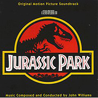 Обложка альбома «Original Soundtrack. Jurassic Park» (2006)