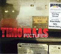 Обложка альбома «Pictures» (Timo Maas, 2005)
