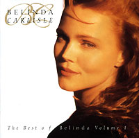 Обложка альбома «The Best Of Belinda. Vol.1» (Belinda Carlisle, 1992)