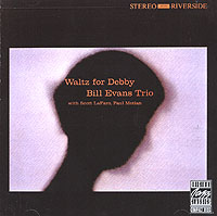 Обложка альбома «Trio. Waltz For Debby» (Bill Evans, 1992)
