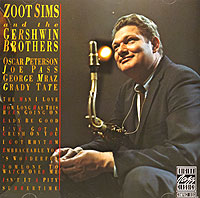 Обложка альбома «Zoot Sims And The Gershwin Brothers» (Zoot Sims And The Gershwin Brothers, 1990)
