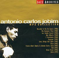 Обложка альбома «Jazz Archives. Antonio Carlos Jobim. MP3 Collection» (Antonio Carlos Jobim, 2002)