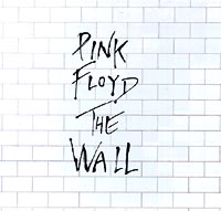 Обложка альбома «The Wall» (Pink Floyd, 1994)