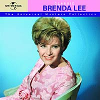 Обложка альбома «Universal Masters Collection» (Brenda Lee, 2000)