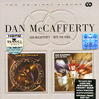 Обложка альбома «Dan McCafferty. Into The Ring» (Dan McCafferty, 2006)