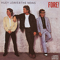 Обложка альбома «Fore!» (Huey Lewis And The News, 2006)