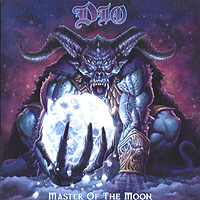 Обложка альбома «Master Of The Moon» (Dio, 2004)