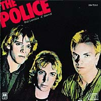 Обложка альбома «Outlandos D'amour» (The Police, 1988)