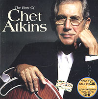 Обложка альбома «The Best Of Chet Atkins» (Chet Atkins, 2001)