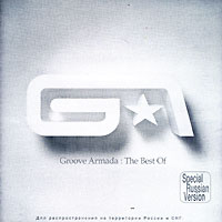 Обложка альбома «The Best Of» (Groove Armada, 2004)