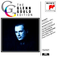 Обложка альбома «The Glenn Gould Edition. Gould Conducts And Plays Wagner» (Glenn Gould, 1994)