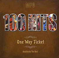 Обложка альбома «100 Hits One Way Ticket» (2004)