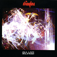 Обложка альбома «All Live And All Of The Night» (The Stranglers, 2001)