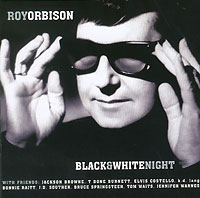 Обложка альбома «Black And White Night» (Roy Orbison, 1999)