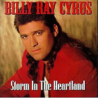 Обложка альбома «Storm In The Heartland» (Billy Ray Cyrus, 2006)