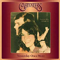 Обложка альбома «Yesterday Once More» (The Carpenters, 1998)