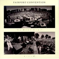 Обложка альбома «In Real Time. Live «87» (Fairport Convention, 2006)