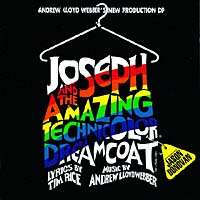 Обложка альбома «Joseph And The Amazing Technic» (Original Soundtrack, 1991)