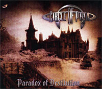 Обложка альбома «Paradox Of Destitution» (Circle Of Pain, 2002)