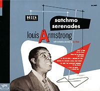 Обложка альбома «Satchmo Serenades» (Louis Armstrong, 2000)