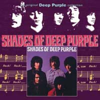 Обложка альбома «Shades Of Deep Purple» (Deep Purple, 2000)