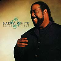 Обложка альбома «The Icon Is Love» (Barry White, 2006)